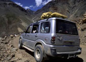 Overland Jeep Safari