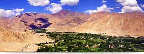 Ladakh Attractions
