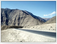 Magnetic Hills of Ladakh