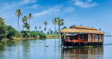 Kerala with Ladakh Tour