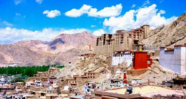 Ladakh with Tajmahal Tour