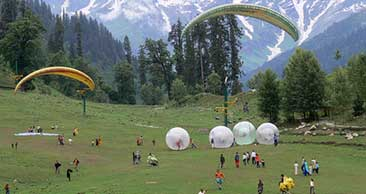 Best of Leh and Manali Tour